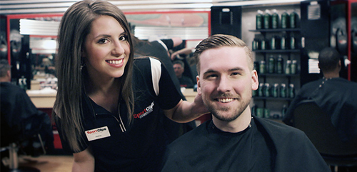 Sport Clips Haircuts of Wallisville Rd at Beltway 8 Haircuts